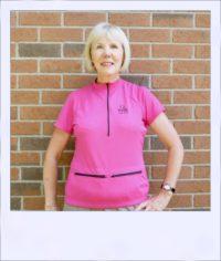 Banksia short sleeve jersey - Blush - front