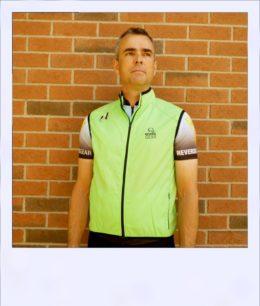 Breeze – men's sleeveless cycle vest