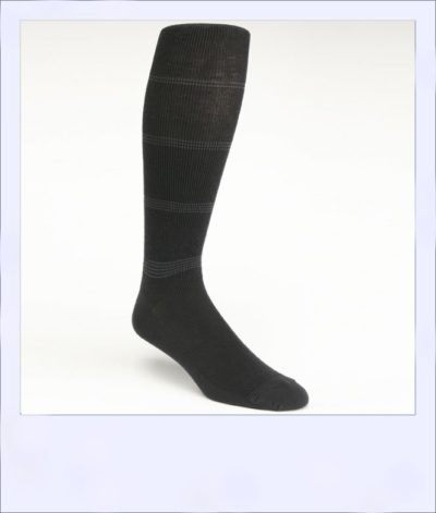 Travel-Tec compression knee-high socks