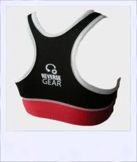 Sheoaksport bra - Red - rear