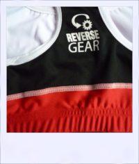 Sheoak red - rear close-up