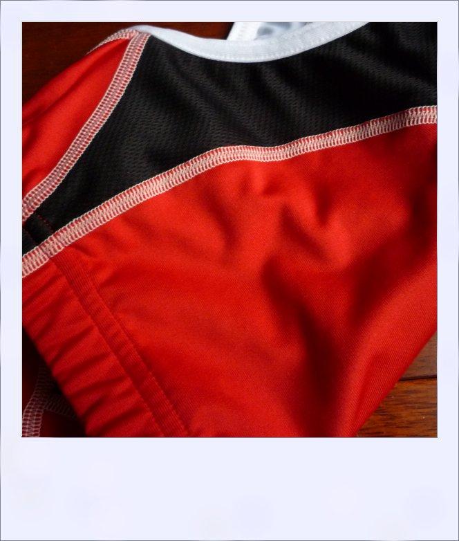 Sheoak red - side close-up