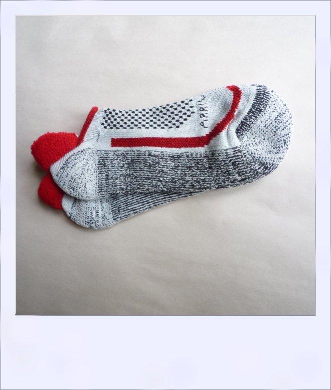 Sport-tec Superlow socks - one side