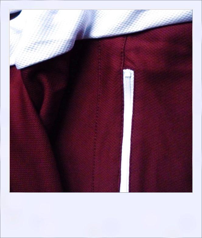 Wilga 2 long sleeve jersey - front close-up