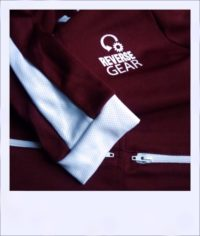Wilga 2 long sleeve jersey - logo close-up