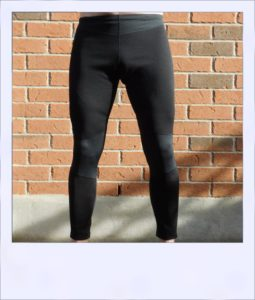 Shellbark Reverse Gear riding tights - front