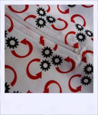 Reverse Gear short sleeve recumbent jersey - women - zip