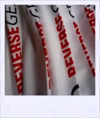 Reverse Gear short sleeve recumbent jersey - women - sleeves