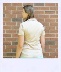 Cafe Ole short sleeve cycle jersey - Cappuccino - women - rear