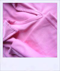 Citrus Market short sleeve cycle jersey - Pink Grapefruit - women - close-up