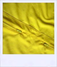 Citrus Market Yellow jersey - men front close-up