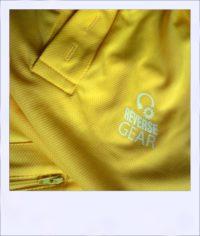 Citrus Market Yellow jersey - men logo close-up