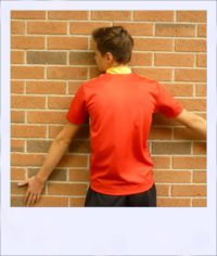 Jazzed short sleeve cycle jersey - rear