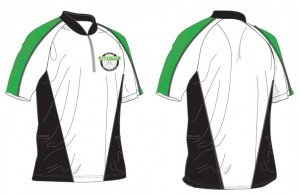 Easy Street Recumbents jersey drawing