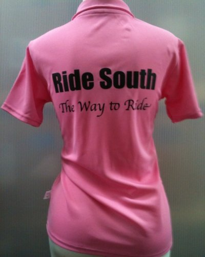 Ride South custom jersey - back