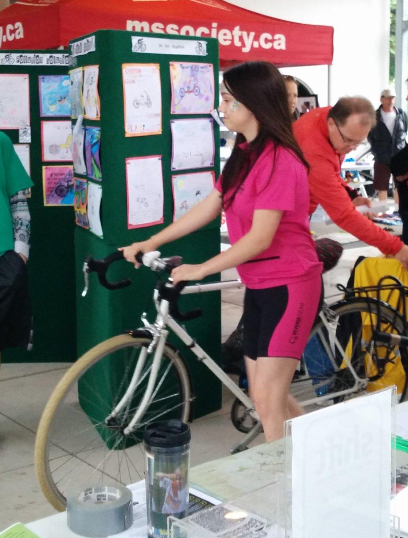 London Bike Festival - Blush