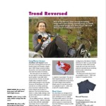 Reverse Gear review in Velo Vision magazine - from issue 50 - image