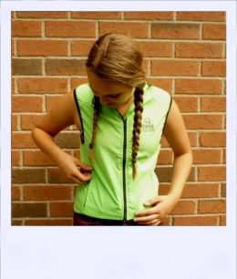 Breeze – women's sleeveless cycle vest