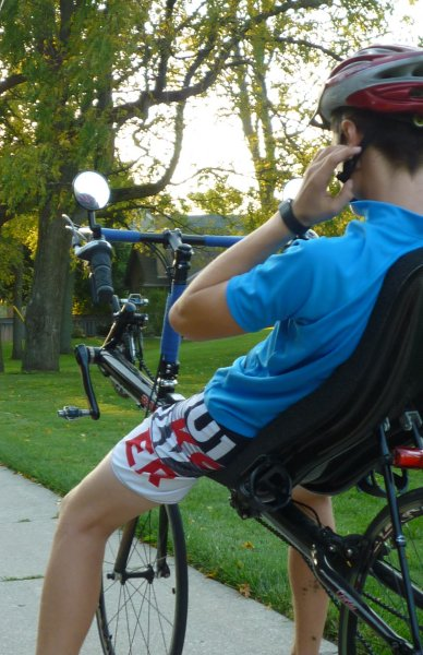Reverse Gear recumbent short liners - with Boab