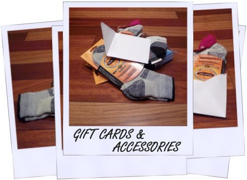 Reverse Gear Gift Cards and Accessories department image