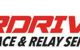 Overdrive Race & Relay logo