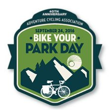 Bike Your Park Day logo