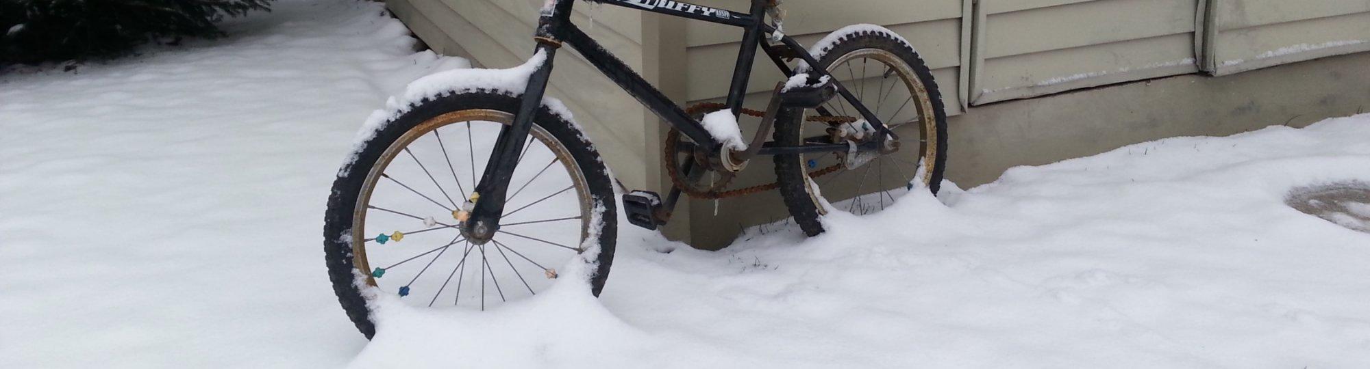 Reverse Gear snowy slider