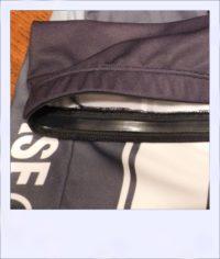 Tupelo short sleeve recumbent men's race jersey - gripper hem