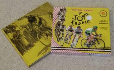 TdF souvenir book 2012