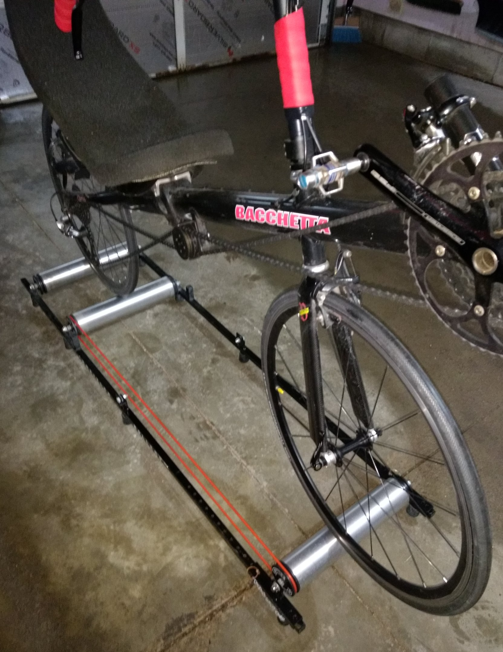 Kreitler rollers and recumbent - image
